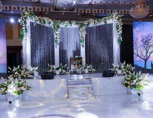 свадьба флористика